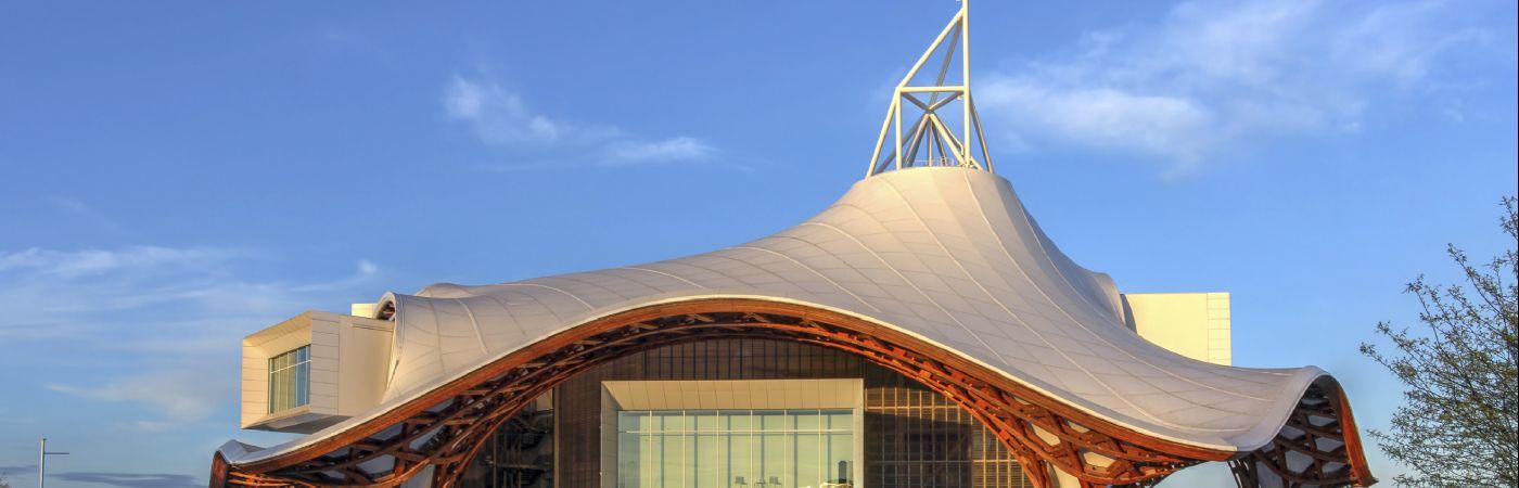 Centre Pompidou à Metz