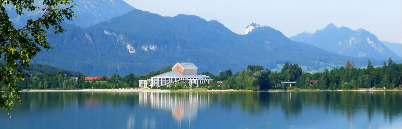 Lac Forggensee
