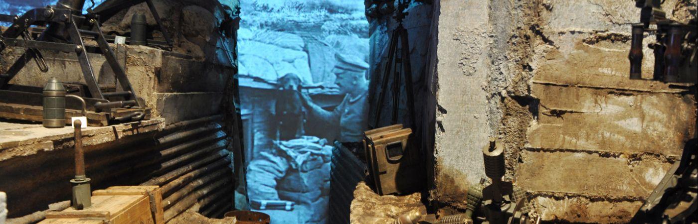 Musée de la Grande Guerre à Meaux