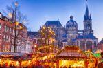 Marché de Noël à Aix-la-Chapelle