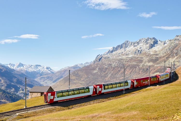 Train Glacier Express